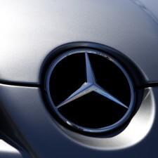 Mercedes czy motorynka?