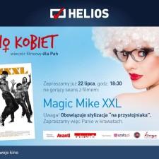 MAGIC MIKE XXL – 22 lipca 2015, Kino Kobiet